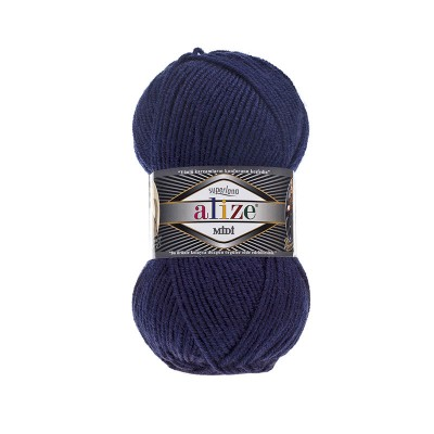 ALIZE SUPERLANA MIDI - 58 NAVY